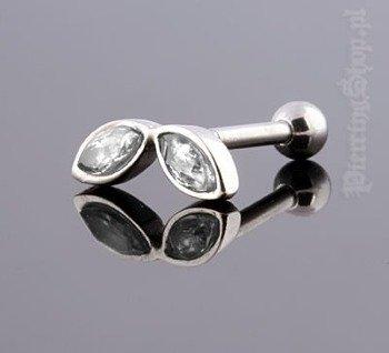 kolczyk piercing do ucha UPPER EAR [TIP-42]