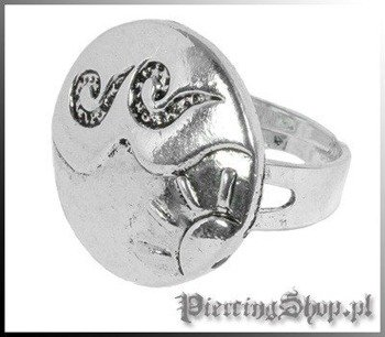 pierścionek SŁOŃCE
