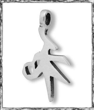 wisior CHINESE ALPHABET (PP4349)