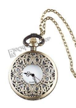 zegarek + łańcuszek  VINTAGE STEAMPUNK