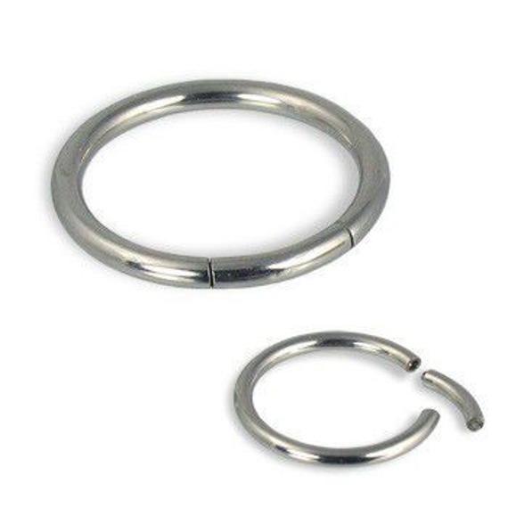 KółKO ZAMYKANE PRęTEM SEGMENT RING grubość 1,6mm (BCS)