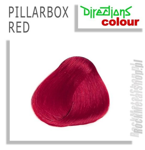 TONER DO WŁOSÓW PILLARBOX RED LA RICHE DIRECTIONS