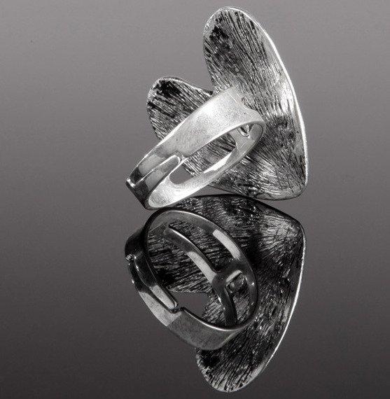pierścionek SERCE