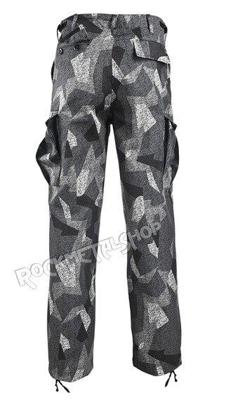 spodnie bojówki US RANGER HOSE night camo digital