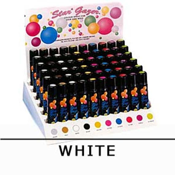 spray koloryzujący WHITE