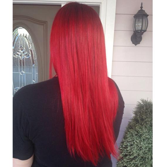 toner do włosów PRAVANA LOCKED-IN RED