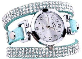 bransoletka/zegarek LUXURY MIĘTOWY