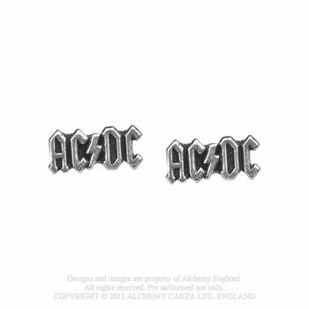 kolczyki AC/DC - LOGO (PARA)