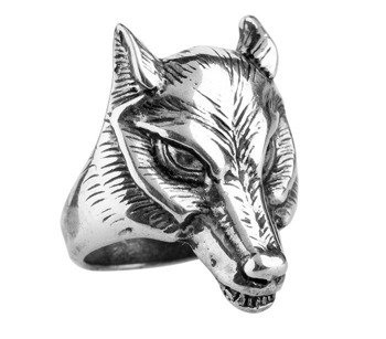 pierścień WILK