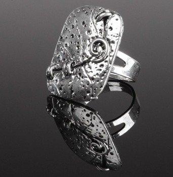 pierścionek SPIRALA