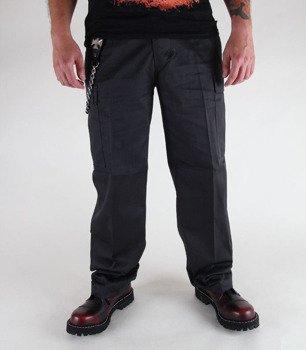 spodnie bojówki US RANGER HOSE black