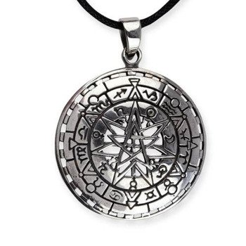 wisior ZODIAC, srebro 925