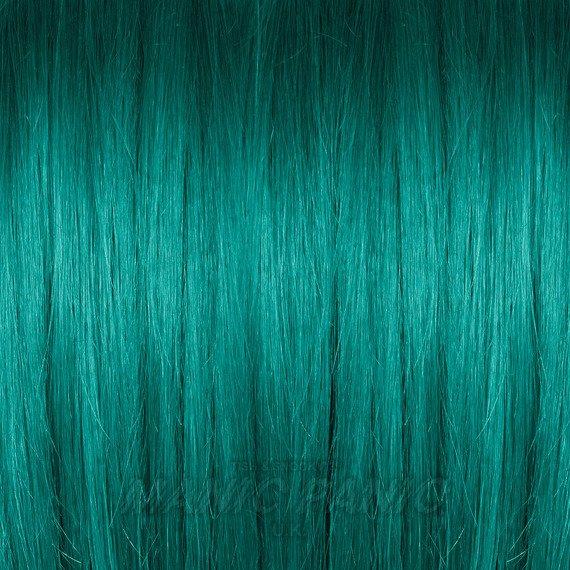 mini toner MANIC PANIC HIGH VOLTAGE CLASSIC HAIR COLOUR 25ml ATOMIC TURQUOISE