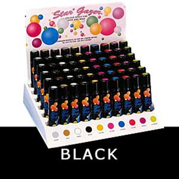 spray koloryzujący BLACK
